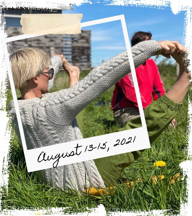 Mr Iceland - horse retreat August 13-15 2021